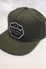 REVOLUTION CTOWN SNAP BACK HAT