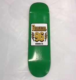 REVOLUTION REVOLUTION PATCH SKATE DECK