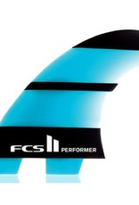 FCS FCS2 PERFORMER NEO GLASS TRI SMALL
