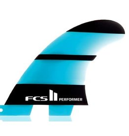 FCS FCS2 PERFORMER NEO GLASS TRI SMALL