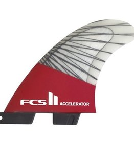 FCS FCS2 ACCELERATOR PC CARBON SMALL TRI SET