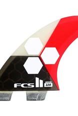 FCS FCS2 AM PC FLAME TRI MEDIUM
