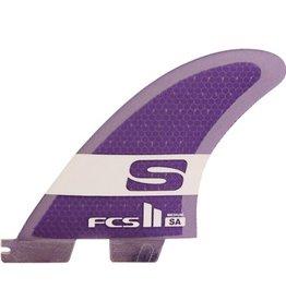 FCS FCS2 SIMON ANDERSON PURPLE TRI