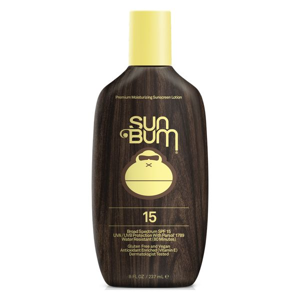 SUN BUM SUNBUM SPF 15 LOTION 8OZ