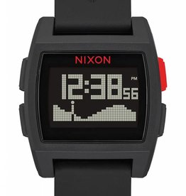 NIXON BASE TIDE BLK/RED