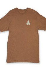 CHANNEL ISLANDS SURFBOARDS CI STAMPED LOGO TEE