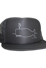 VIVIX VIVIX WILLIE MESH CAP CHARCOAL ONE