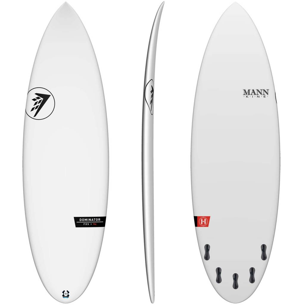 FIREWIRE SURFBOARDS 6'0 DOMINATOR HE FUTURES