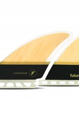 FUTURES CONTROLLER HC QUAD BAMBOO/BROWN