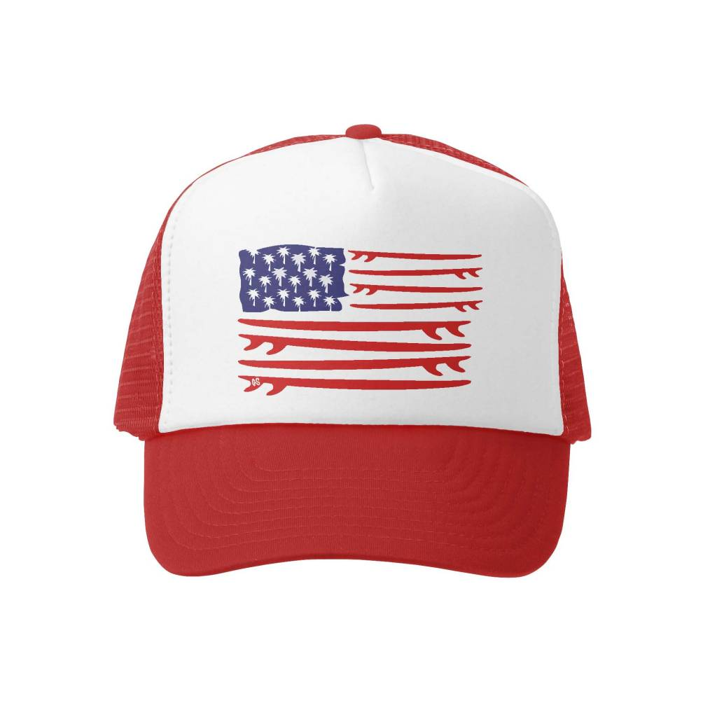 GROM SQUAD AMERICAN BOARDS HAT