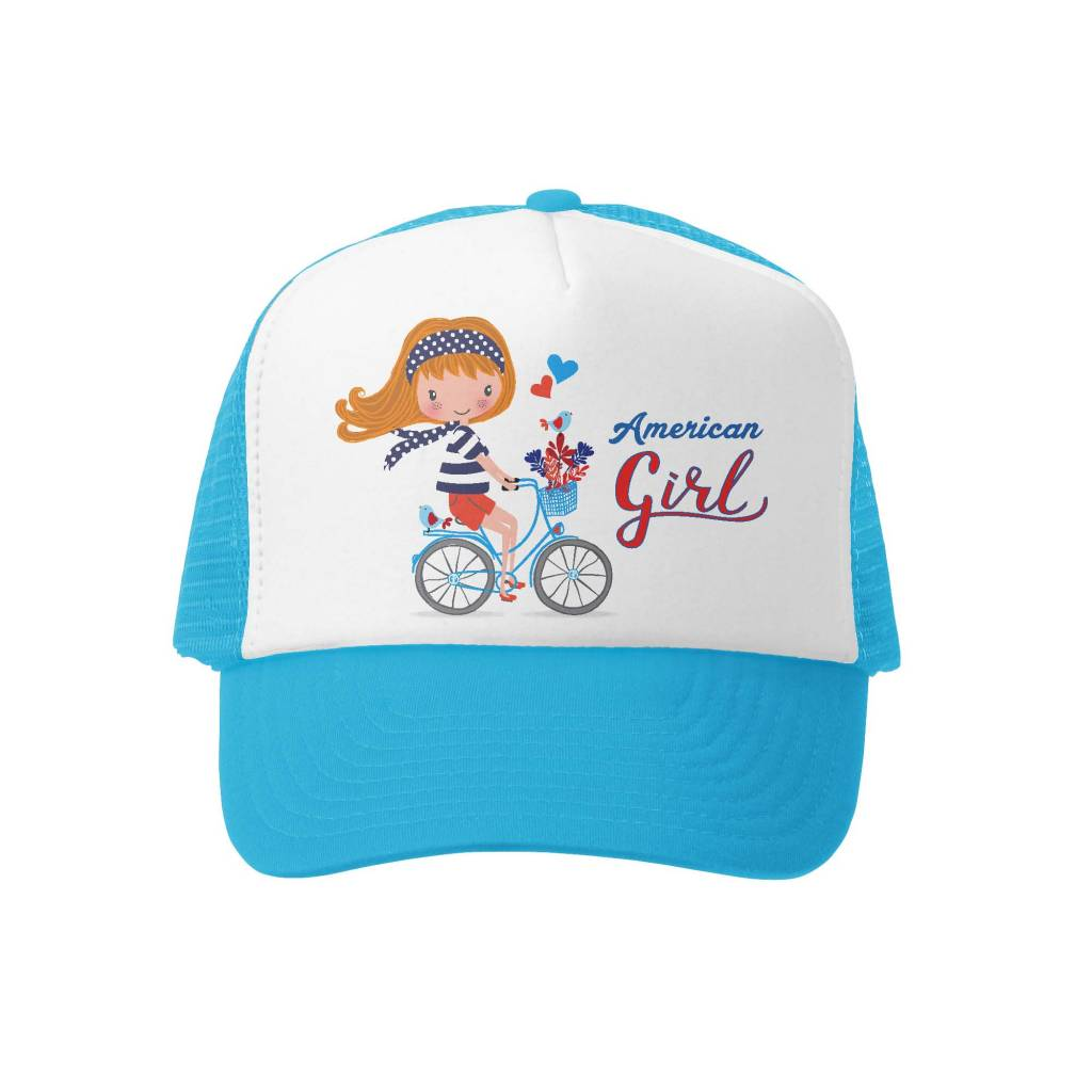 GROM SQUAD AMERICAN GIRL HAT