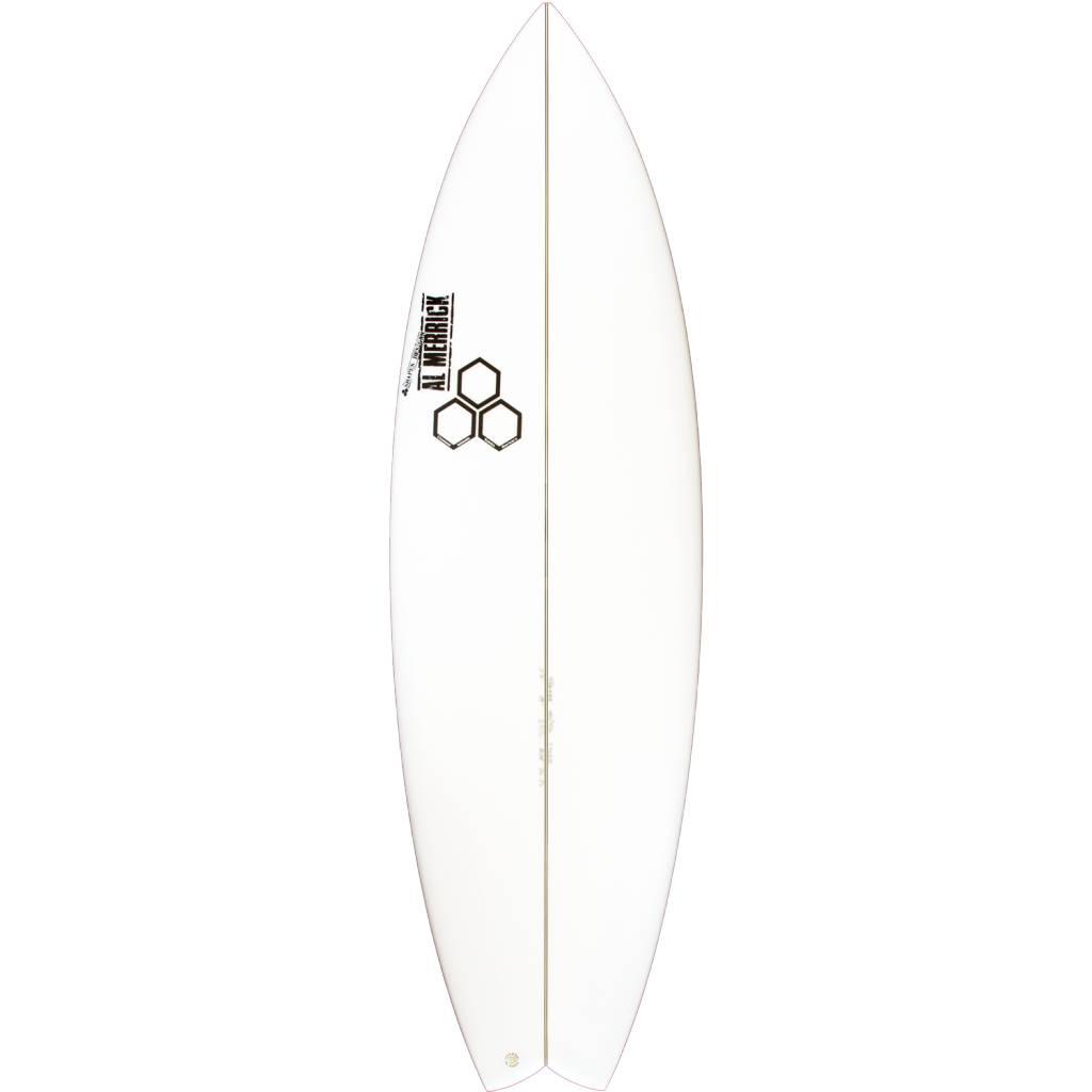 CHANNEL ISLANDS SURFBOARDS 5'8 ROCKET WIDE FCSII 5FIN
