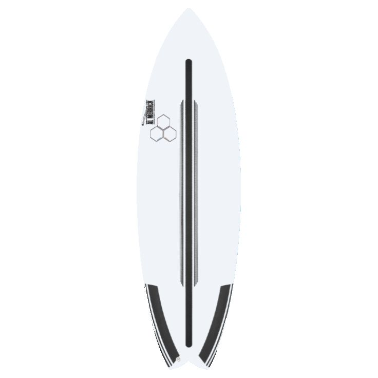 CHANNEL ISLANDS SURFBOARDS 5'7 ROCKETWIDE SPINETEK FCSII 5FIN