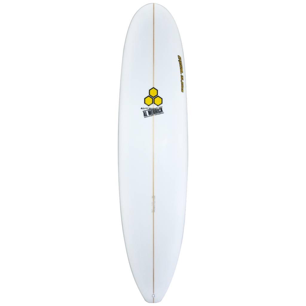 CHANNEL ISLANDS SURFBOARDS CI 7'0 WATERHOG FUTURES
