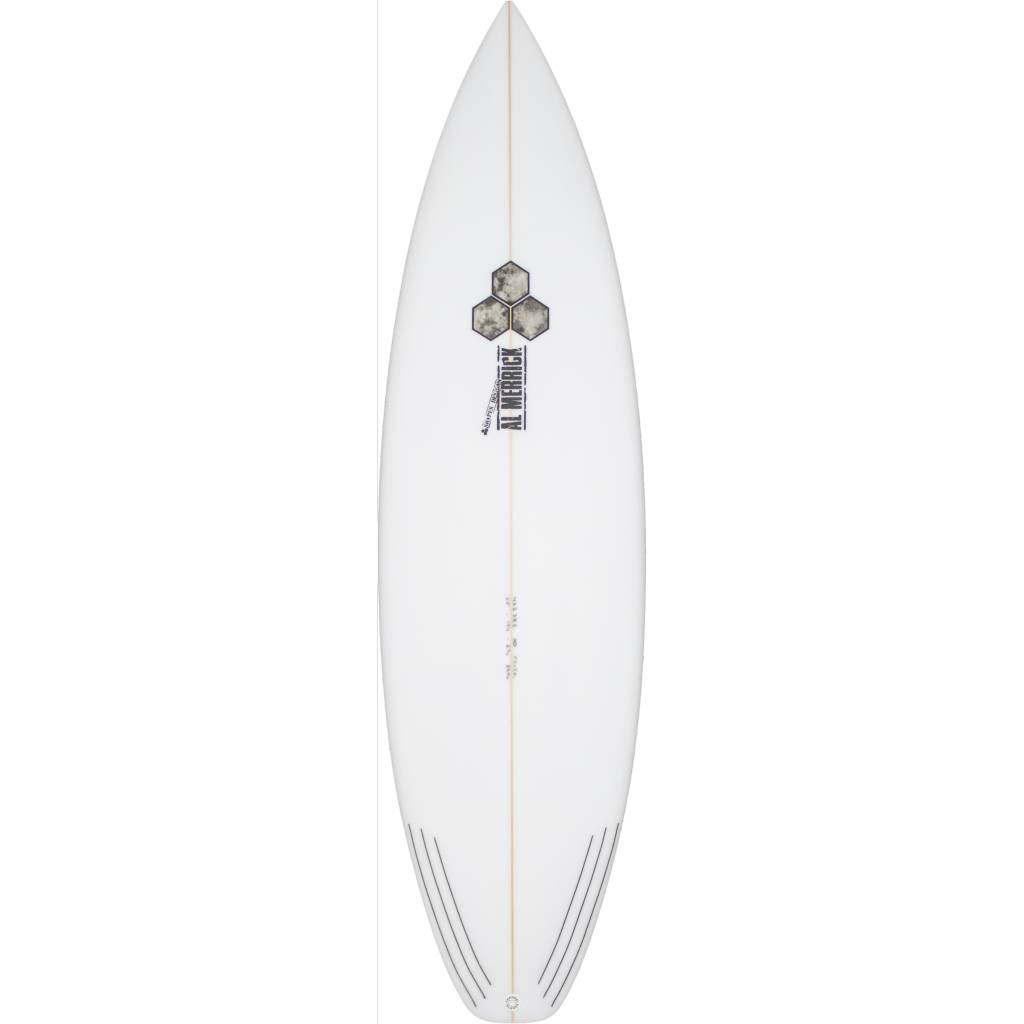 CHANNEL ISLANDS SURFBOARDS CI 5'9 FEVER FUTURES