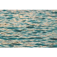 Facemount Acrylic - Ocean Deep Blue 1/4 Inch Thick Acrylic Glass
