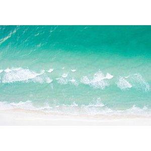 Print on Paper US250 - Aqua Beach