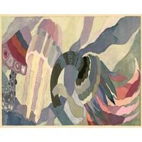 Print on Paper US250 - Underwater Modernist