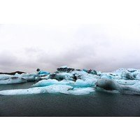 Facemount Acrylic - Antarctic Dreams 1/4 Inch Thick Acrylic Glass