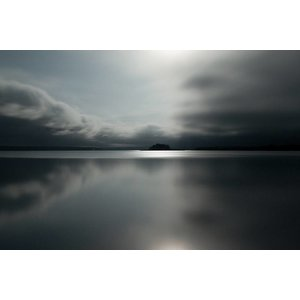 Facemount Acrylic - Placid Lake 1/4 Inch Thick Acrylic Glass