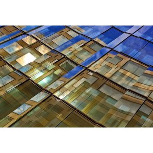 Facemount Acrylic - Radiant Reflections 1/4 Inch Thick Acrylic Glass
