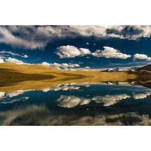 Facemount Metal - Patagonia Contradiction UV Printed on Metal