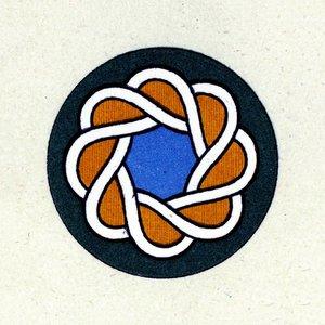Print on Paper US250 - Cement Tile Blue Eye