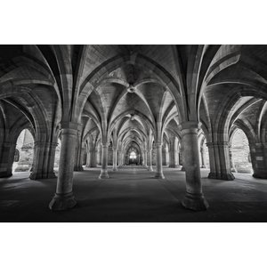 Print on Paper US250 - Perspective Cloisters Printed on Archival Paper