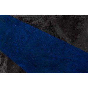 """Print on Paper US250 - """"The Black 'n Blue"""" by Evelyn Ogly"""