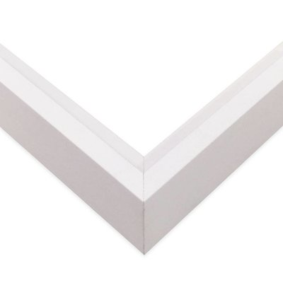 Facemount Acrylic - Cloudy Summit 1/4 Inch Thick Acrylic Glass