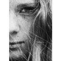 Facemount Acrylic - Blonde Splendor 1/4 Inch Thick Acrylic Glass
