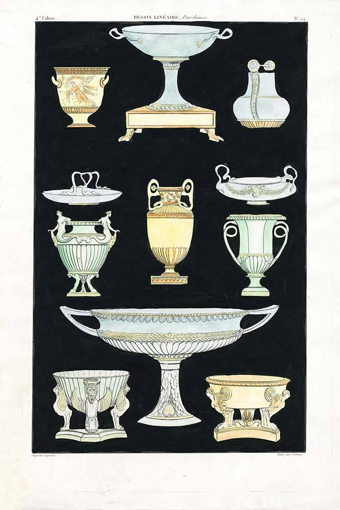 Ancient Greek Vases And Urns Series 2 The Picturalist