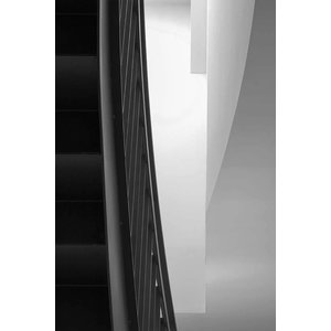 Print on Paper US250 - Treppe by Wassily Kazimirski