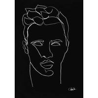 Print on Paper US250 - Apollo by Camille Delor