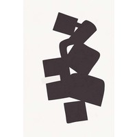 Print on Paper US250 - Modernist Shapes 3 by Alejandro Franseschini