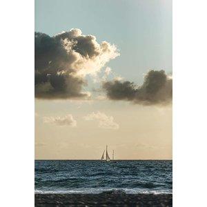 Print on Paper US250 - Sailing by N. Dumlao
