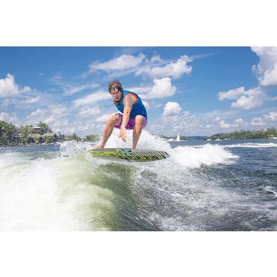 Print on Paper US250 - Skurfing by M. Levad