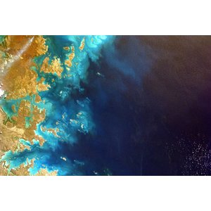 Print on Paper US250 - Nasa Space View Print on Paper