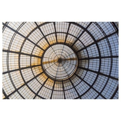 Facemount Acrylic - Glass Dome by J. Shaw 1/4 Inch Thick Acrylic Glass