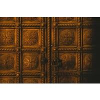 Print on Paper US250 - Brass Doors by K. Illina