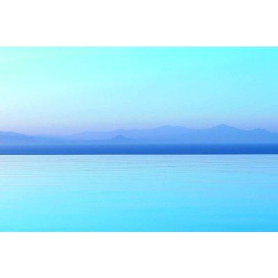 Print on Paper US250 - Horizon Bleu by Eric Gizard