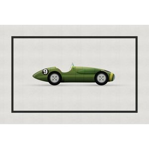 Print on Paper US250 - Vintage Formula The A Series