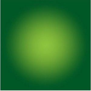 Facemount Acrylic - Green Halo
