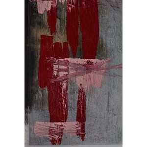 Stretched Canvas 1.5 - Universal Syncopations 2 Canvas by Evelyn Ogly