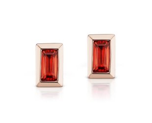 Jane Taylor Cirque Petite Studs with R/O Sapphires JT9