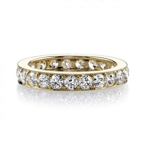 Single Stone 1.80ct Carmella Diamond Eternity Band