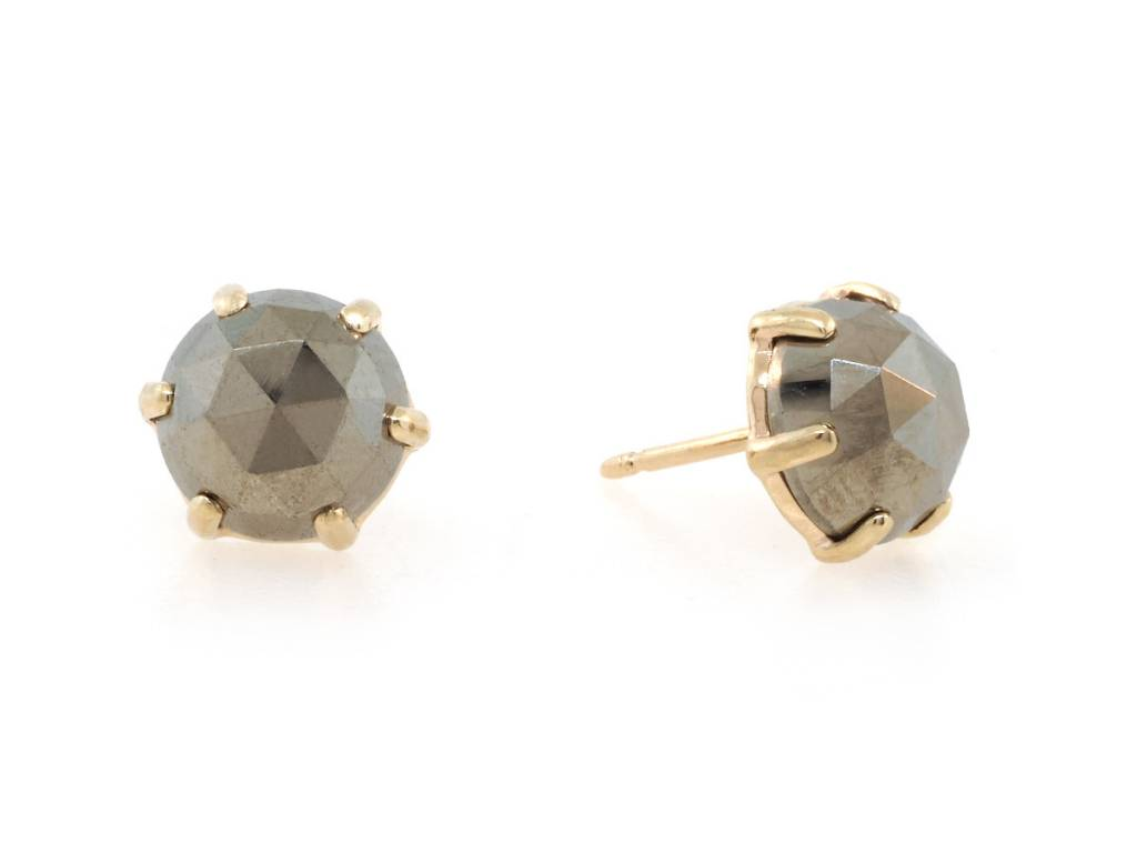 Jamie Joseph Jewelry Designs Pyrite Earrings