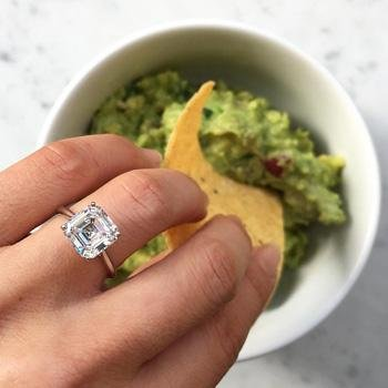 17 Engagement Rings That We Cannot Stop Staring At