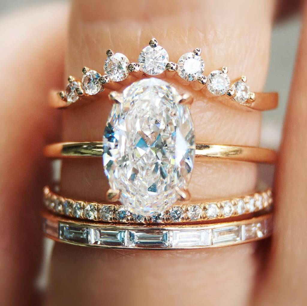 6 Instagram Accounts to Follow for the Ultimate Engagement Ring Inspo