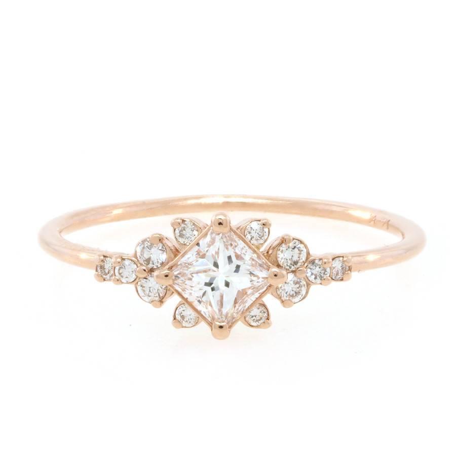 Melanie Casey Stargaze 14kr Gold Ring